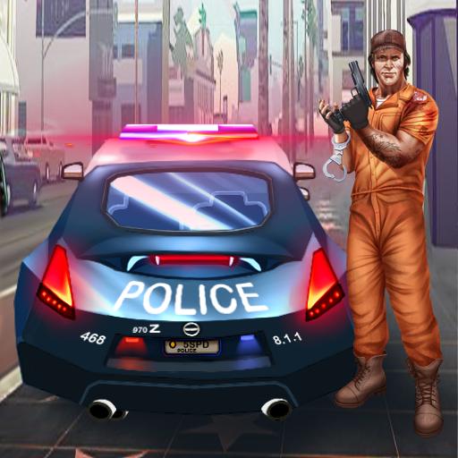 Crime City Diamond Match