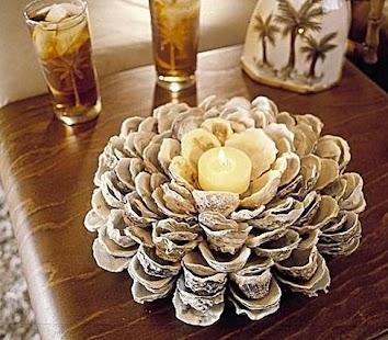 ... DIY Seashell Craft Ideas- screenshot thumbnail ...