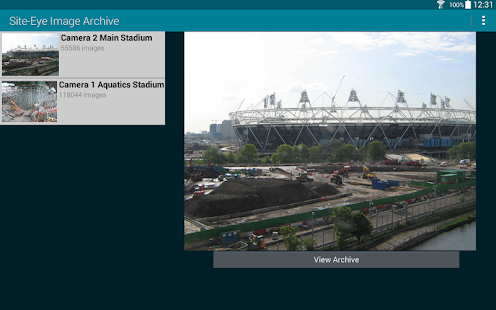 Site-Eye Image Archive Viewer- screenshot thumbnail