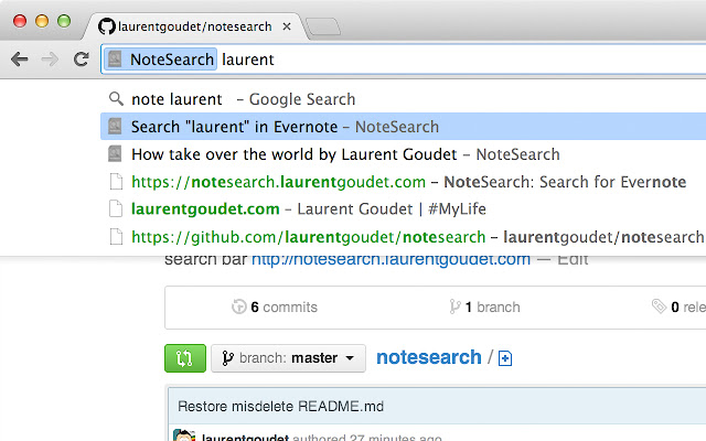 NoteSearch
