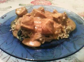 30 minute Chicken Curry