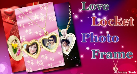 Love Locket Photo Frame - náhled