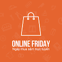Online Friday icon