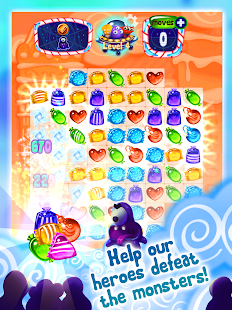 Match 3: Candy Adventure- screenshot thumbnail