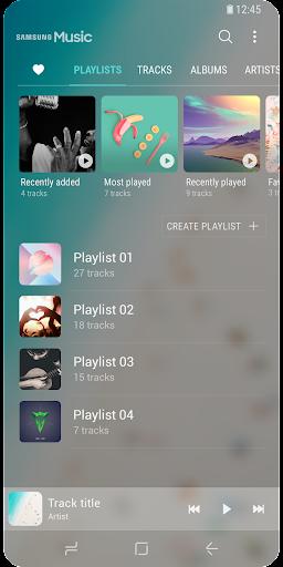 Samsung Music 16.1.93-9 screenshots 3