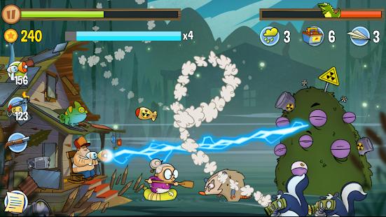 Swamp Attack imagen