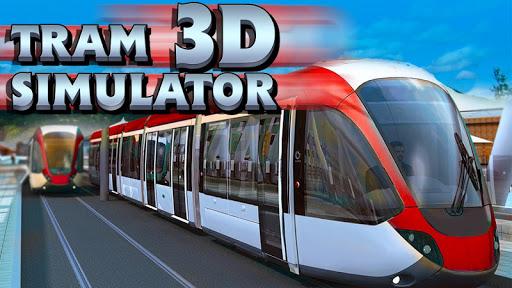 Tram Simulator 3D