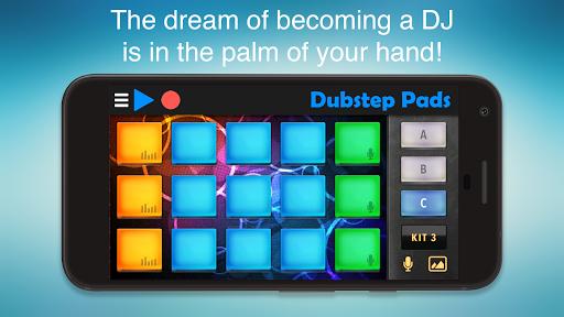 Dubstep Pads screenshot 3