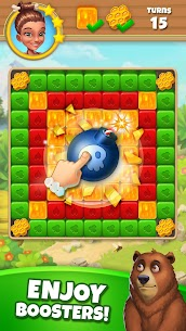 Tribe Blast: Puzzle Story Mod Apk (Unlimited Money) 3