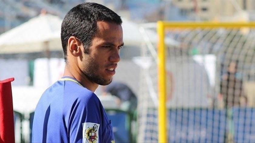 González Francés pitará su tercer partido en Segunda División.