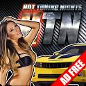 Hot Tuning Nights AD FREE icon