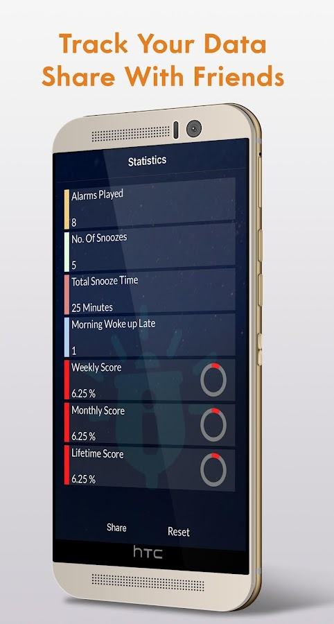 Wake Up Buddy Lite - Smart Alarm -- screenshot