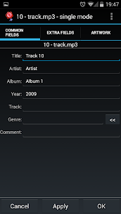 AudioTagger Pro – Tag Music 6.4.3 APK Mod Updated 2
