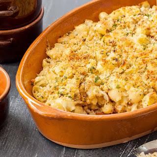 Cauliflower Pasta Bake Recipe