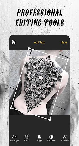 Tattoo Maker - Tattoo On My Photo 1.3.7 screenshots 4
