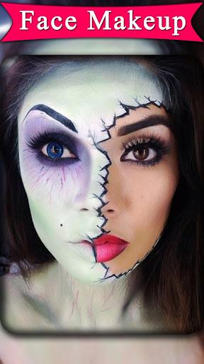Halloween Photo Editor 2018 - Scary Mask Editor 1.7 screenshots 2