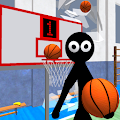 Stickman Teacher. Basketball Basics APK