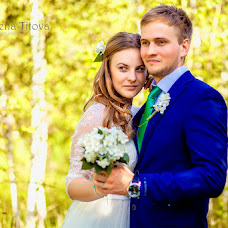 Wedding photographer Elena Titova (Elena62). Photo of 12.10.2015
