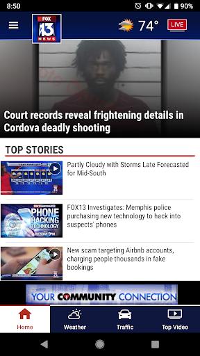 FOX13 Memphis screenshots 1