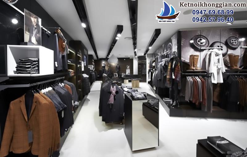 thiết kế cửa hàng khác biệt