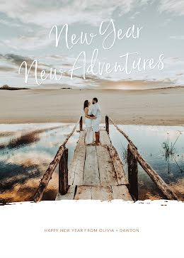 New Year New Adventures - New Year's item