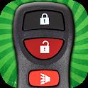 Car Key Lock Simulator icon