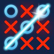 Tic Tac Toe - XOXO - x-o game brain out