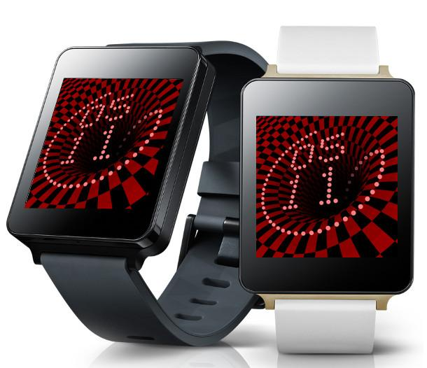 Vortex led watch face android apps on google play for Vortix watches