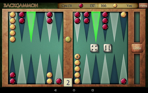 Backgammon Free screenshot 15