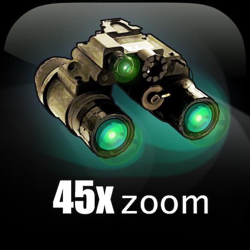 Download APK: Binoculars Night Mode (45x zoom) v2.3 [Pro]