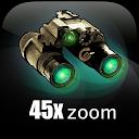 Binoculars Night Mode (45x zoom) 1.2