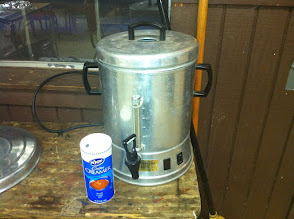 Photo: Coffee pot old Mustang