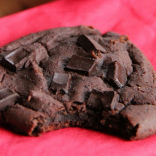 Secretly Healthy Chocolate Brownie Cookies