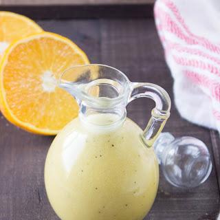 Maple Orange Dressing Recipe