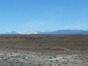 Photo: View of Fitz Roy from far far back on Route 40, Argentina, Patagonia