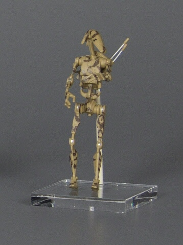 Action figure:Star Wars The Anniversary Collection: Assassin Battle Droid - Battlefront II