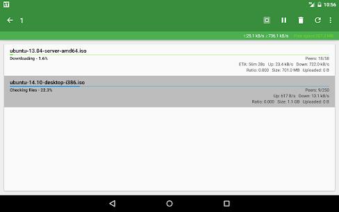 tTorrent – ad free v1.5.17 build 10000116 [Paid] APK 10