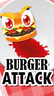 Burger Attack - náhled