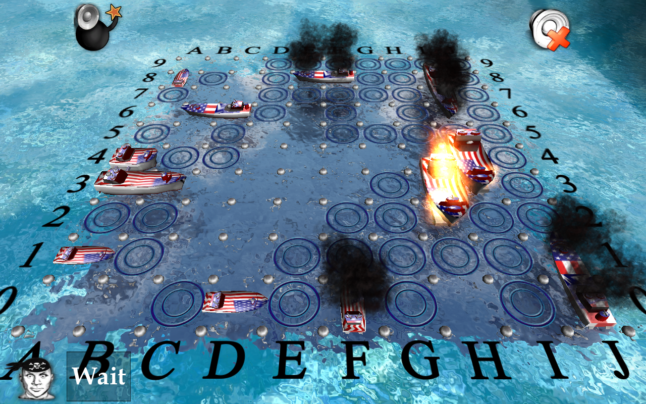 Battle Ships Duel- screenshot