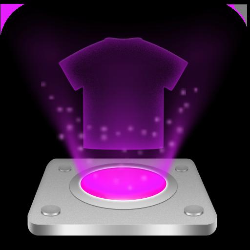 Hologram Colors 3D Theme (app)