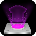Hologram Colors 3D Theme icon