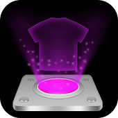 Hologram Colors Theme