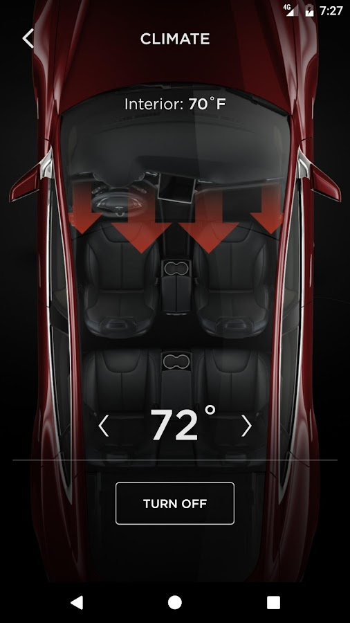 Tesla Motors- screenshot