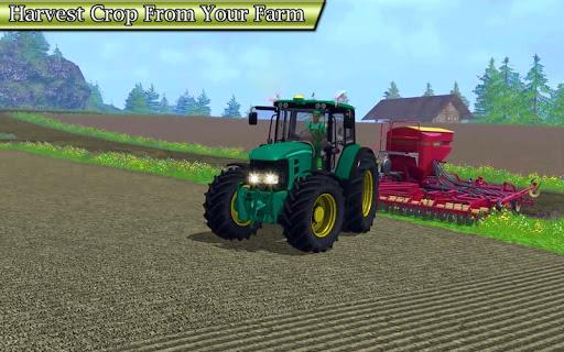 Drive Farming Tractor Cargo Simulator ud83dude9c 1.1 screenshots 6