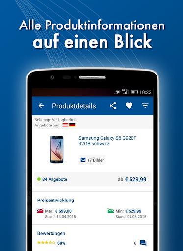 Geizhals Preisvergleich 3.6.0.18 screenshots 2