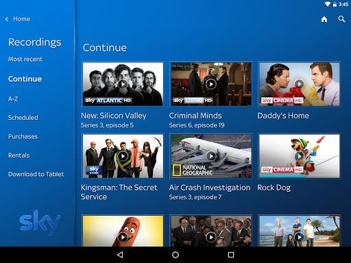Sky Q App Download
