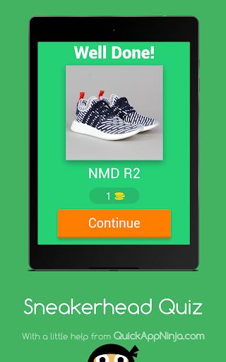 Sneakerhead Quiz android2mod screenshots 8