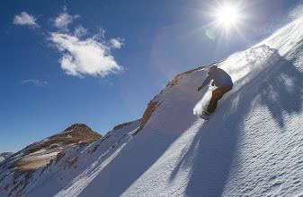 Photo: First Turns on Boundary Bowl