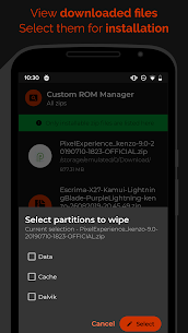 [ROOT] Custom ROM Manager (Pro) (MOD, Paid) 5