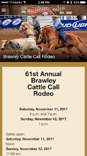 Brawley Cattle Call Rodeo - náhled